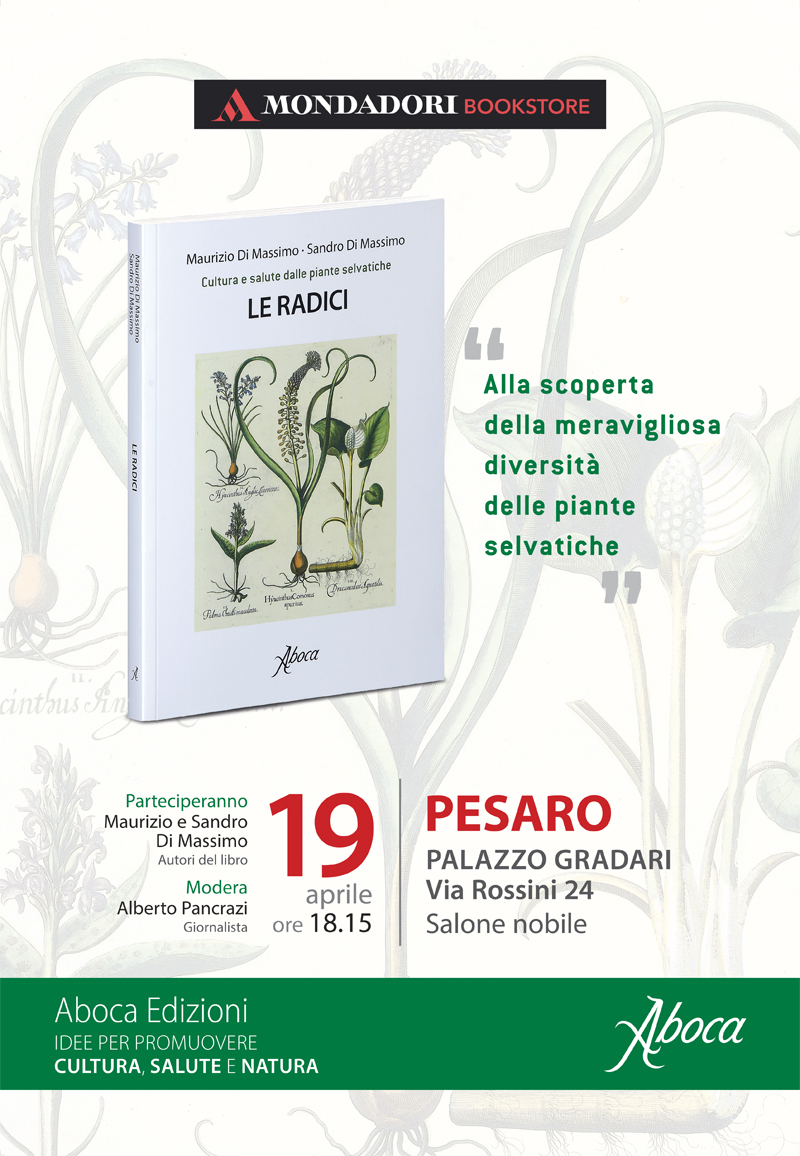 Alla scoperta delle piante selvatiche con Maurizio Di Massimo